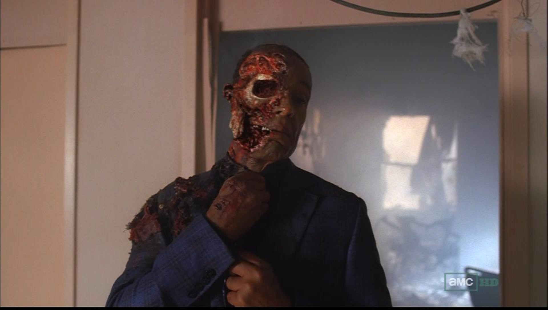 Gus Fring Face OffGus Fring Face